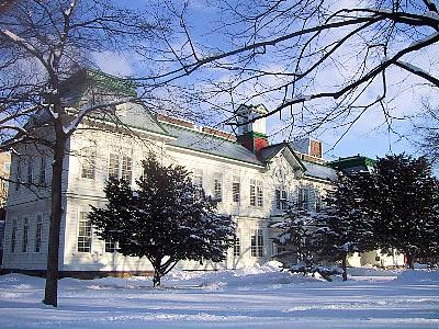 北海道大学|古河記念講堂|写真