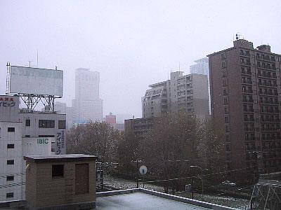 札幌 空 写真