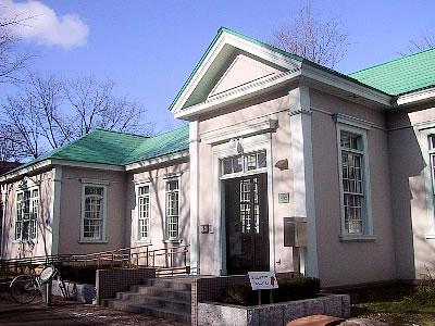 北海道大学|旧札幌農学校|昆虫学及養蚕学教室|写真