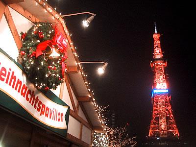 札幌|ミュンヘンクリスマス市|写真