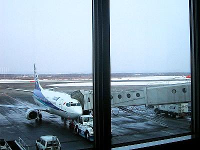 新千歳空港 写真