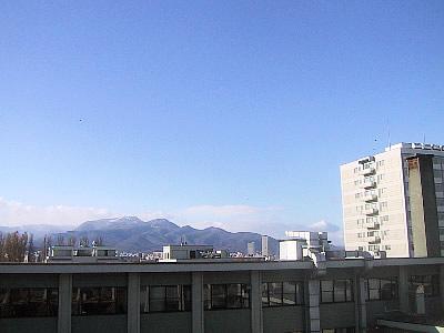 札幌 手稲山 写真