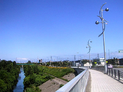 札幌|新川大橋