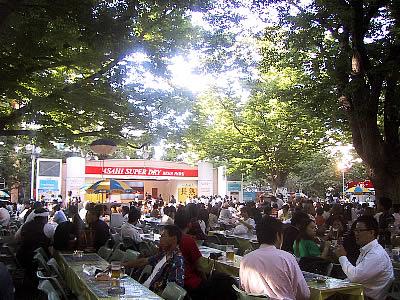 札幌|大通納涼ビアガーデン