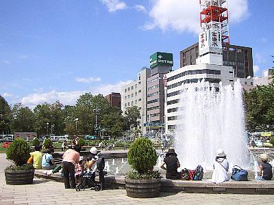 札幌|大通西3丁目|写真