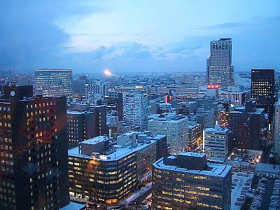 札幌 テレビ塔 写真