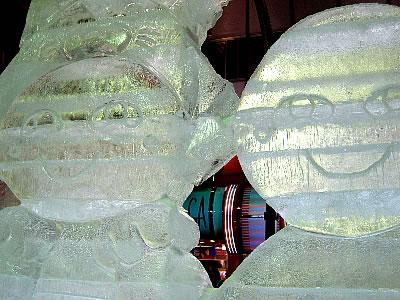 すすきの氷の祭典 写真