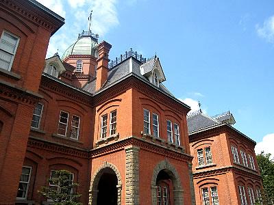 旧道庁赤レンガ