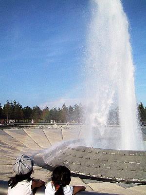 札幌|モエレ沼公園|海の噴水|写真