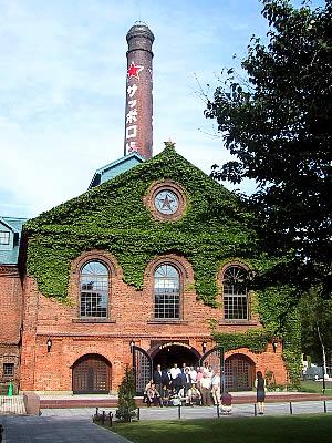 札幌|サッポロビール園|写真