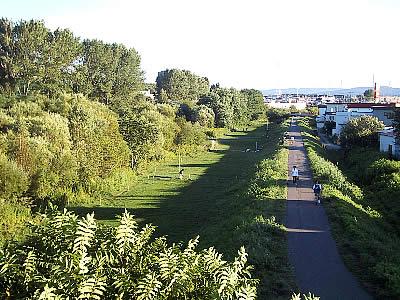 札幌|厚別川緑地|写真