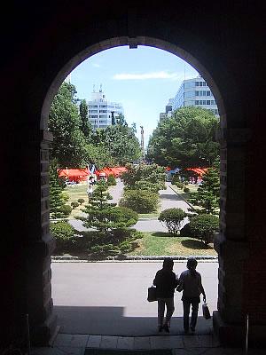 札幌|旧道庁|赤レンガ