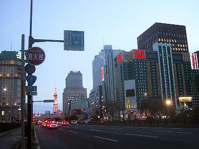 札幌駅前|写真