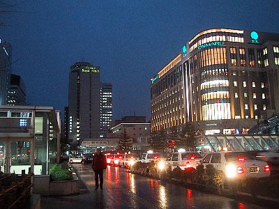 札幌駅南口広場|写真