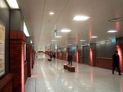 札幌 北一条地下歩道 写真