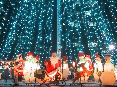 札幌|さっぽろホワイトイルミネーション|写真