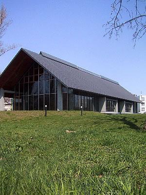 北海道大学 遠友学舎 写真