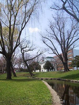 北海道大学中央ローン