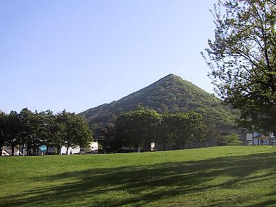 札幌|山の手|三角山