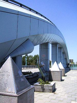札幌|豊平川|幌平橋|写真