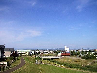 エルフィンロード|北広島市街
