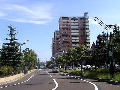 エルフィンロード|北広島駅