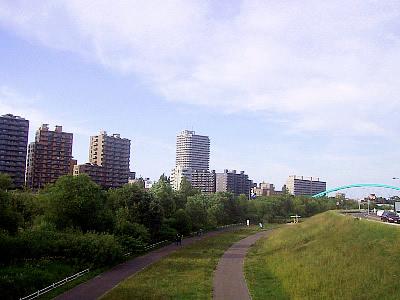 札幌|豊平川