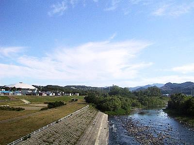 札幌 真駒内 藻岩上の橋