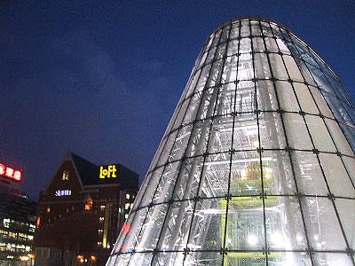 札幌駅|アピアドーム|写真