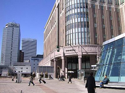 札幌駅|写真