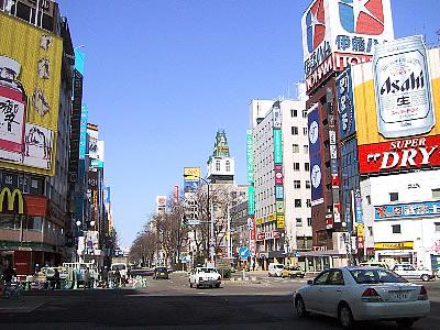 札幌|ススキノ|写真