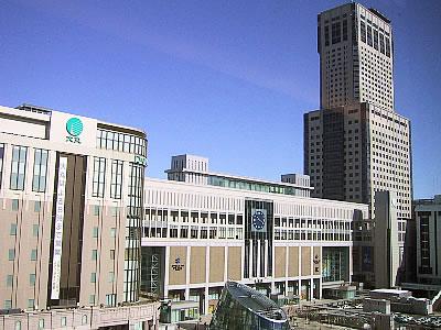 北海道|札幌|JRタワー|写真