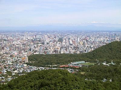 北海道|札幌|大倉山ジャンプ競技場