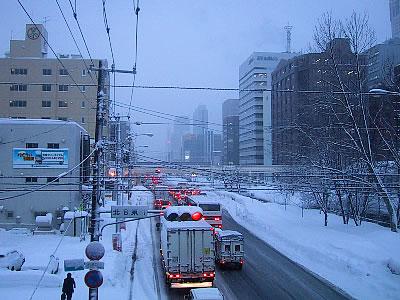 札幌|街並み|写真