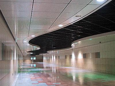 札幌駅北口地下歩道|写真