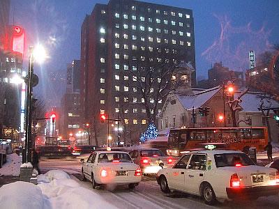 札幌|時計台|写真