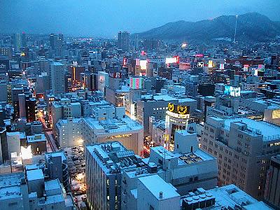札幌|テレビ塔|写真