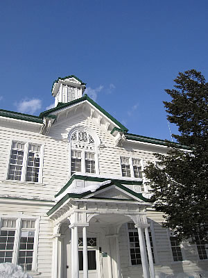 北海道大学・古河記念講堂