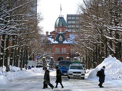 札幌|旧道庁(赤レンガ)|写真