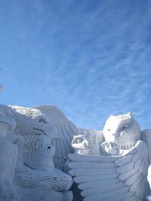 第60回札幌雪まつり(2009年2月)