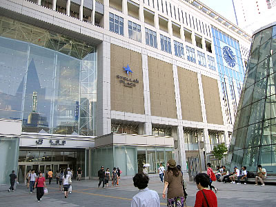 札幌駅南口|写真