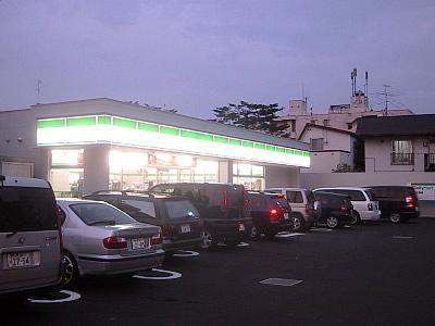 写真|ファミリーマート北海道1号店