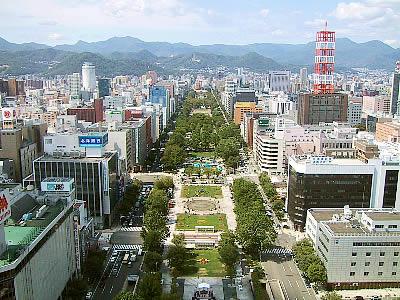北海道|札幌|テレビ塔|写真